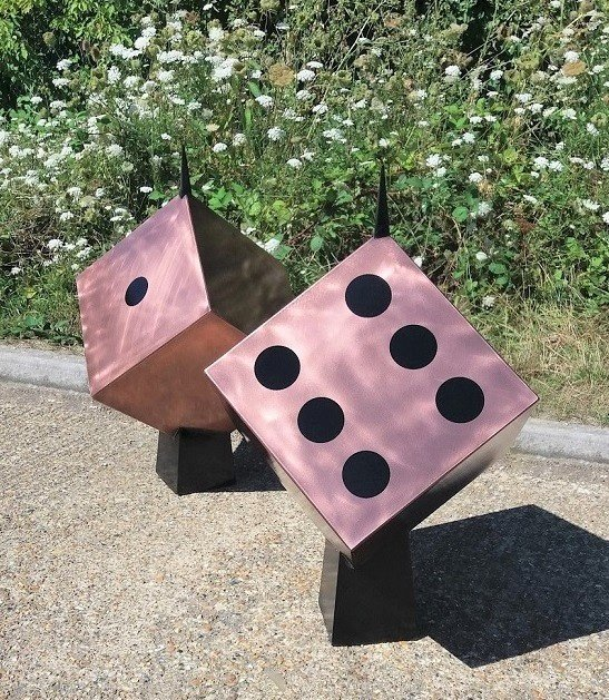 https://0201.nccdn.net/1_2/000/000/164/3f3/Dice-garden-sculptureOD-Artistic-Metals-547x629.jpg
