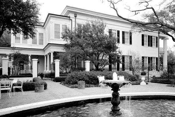 Texas Governor's Mansion In 1980