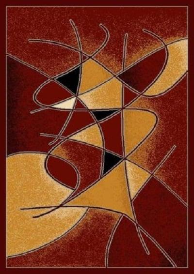 Gallery 24 Burgundy 5x7