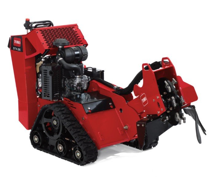 Toro Stump Grinder  $200/day $600/week trailer extra ($25/day)