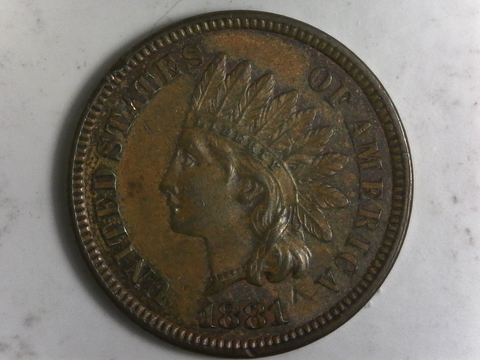 Click on Indian Head Cent for Online Inventory