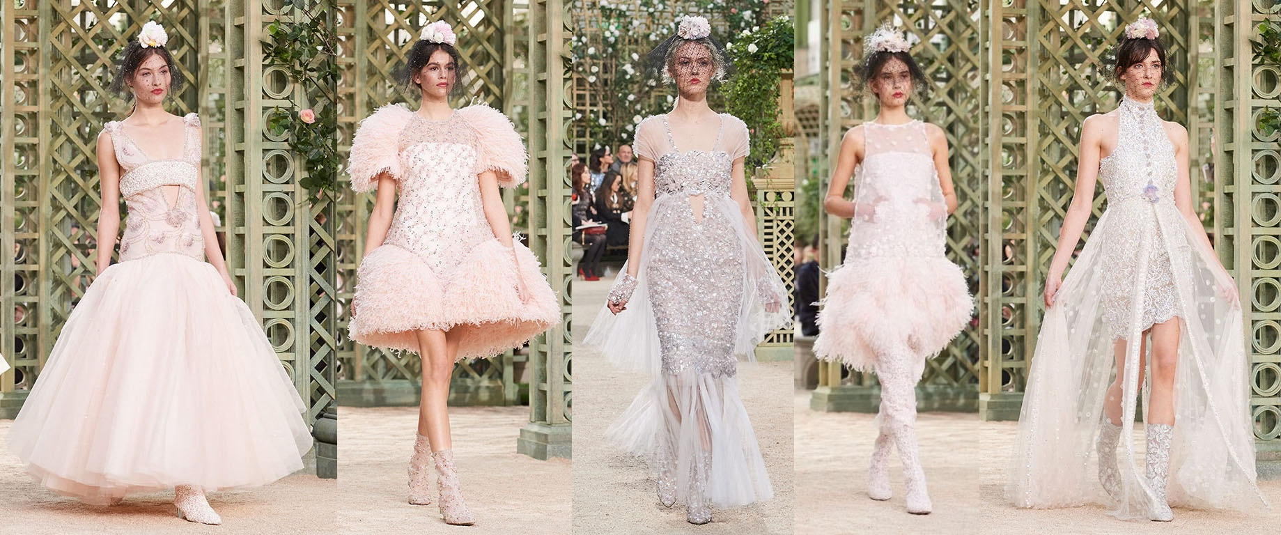 6523942a17e Bridal is one of the key areas for any Haute Couture House and Chanel has  the diversity in it s creation to bring out a variety of designs that will  suit a ...