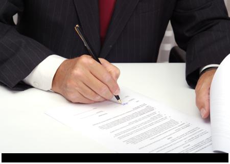 Legal documents filing    