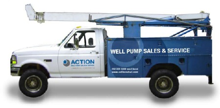 ACTION SEWER & WELL PUMP SERVICE LLC  - Well Pump Systems