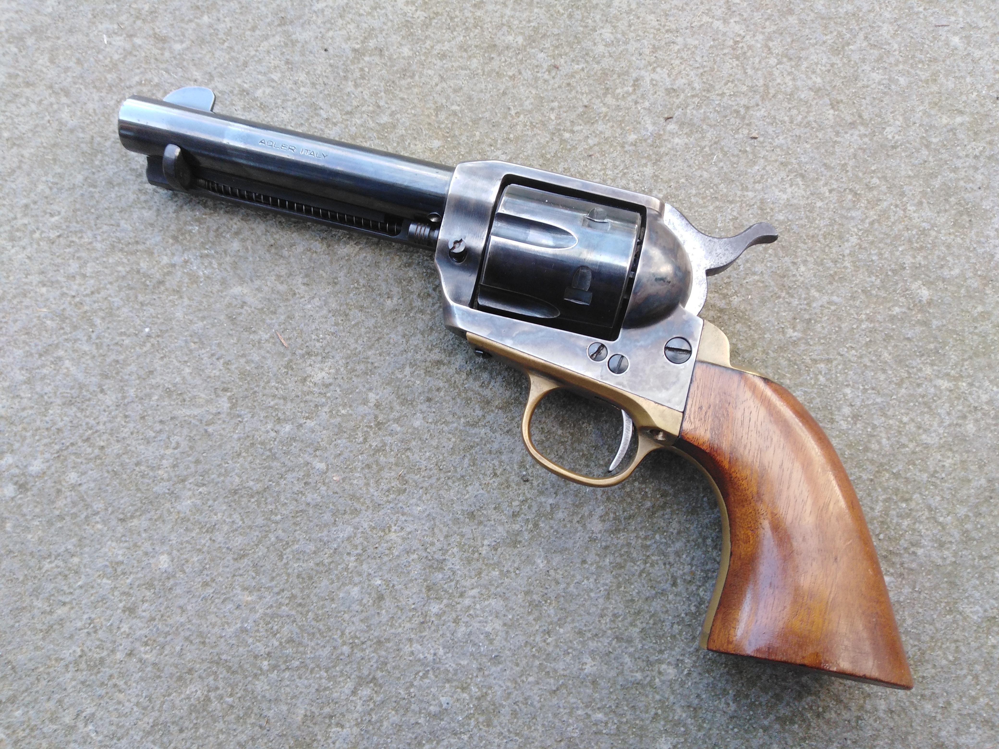 Adler Colt 1873 SAA