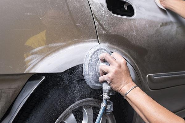 Auto Collision And Paint Services San Antonio