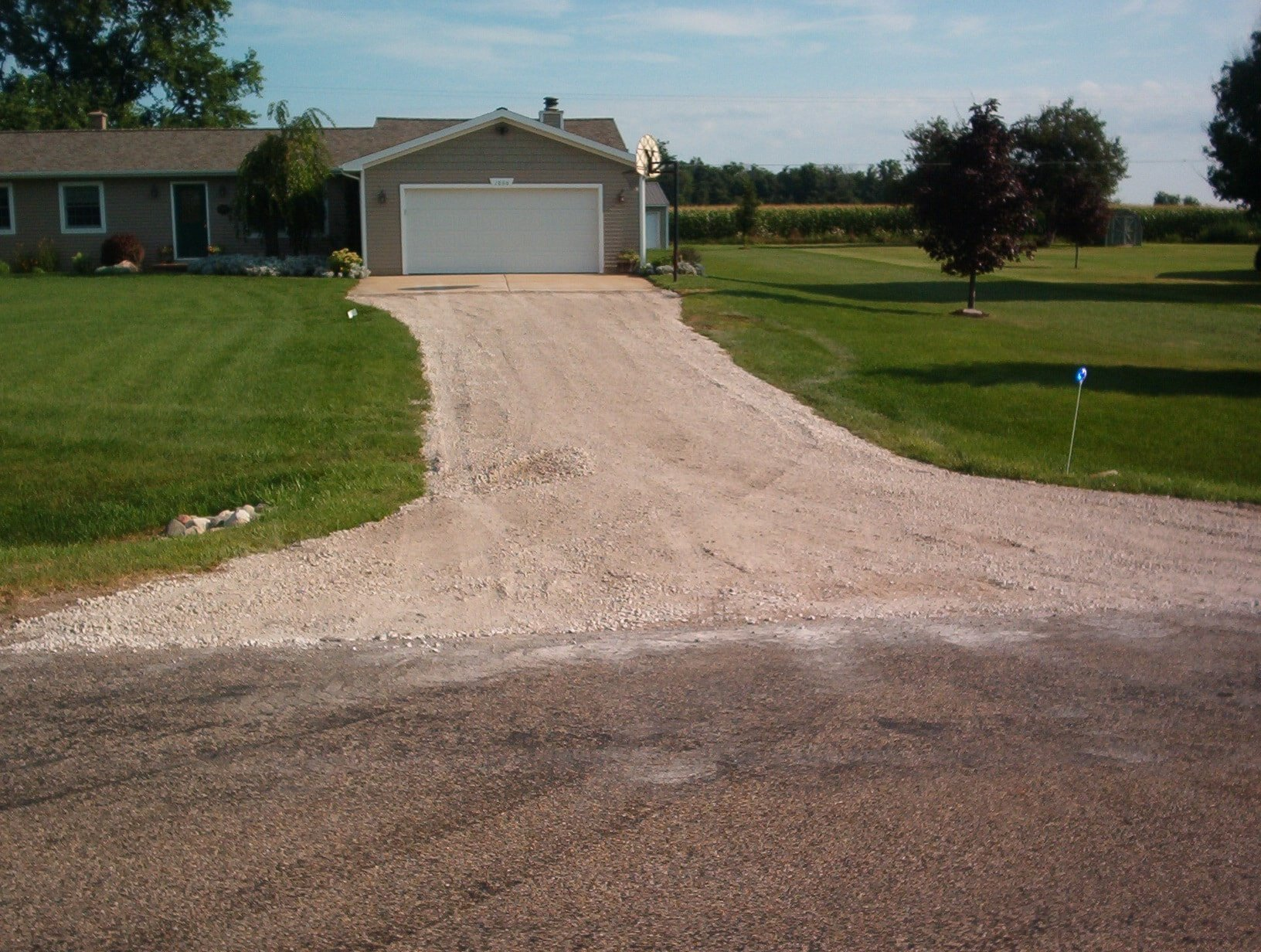 Driveway Reconditioning