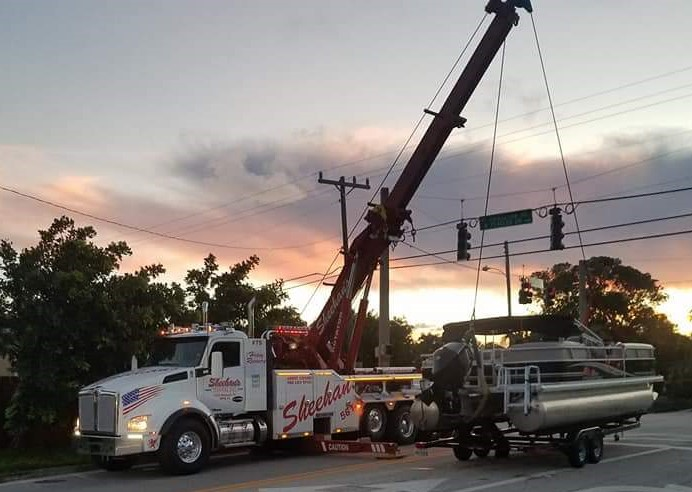 Sheehan S Towing Inc West Palm Beach Fl