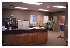 Image of front office||||
