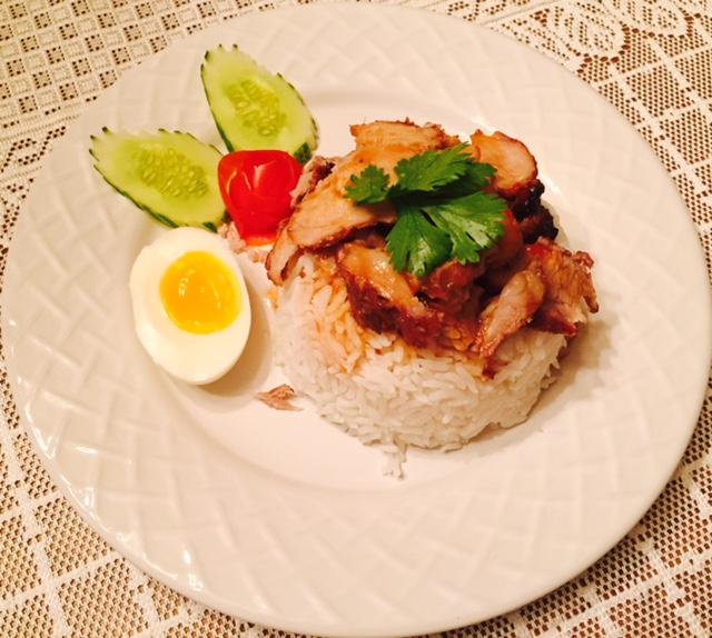 Thai Rice Meals