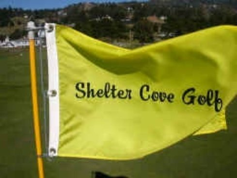 Shelter Cove Golf Links Flag