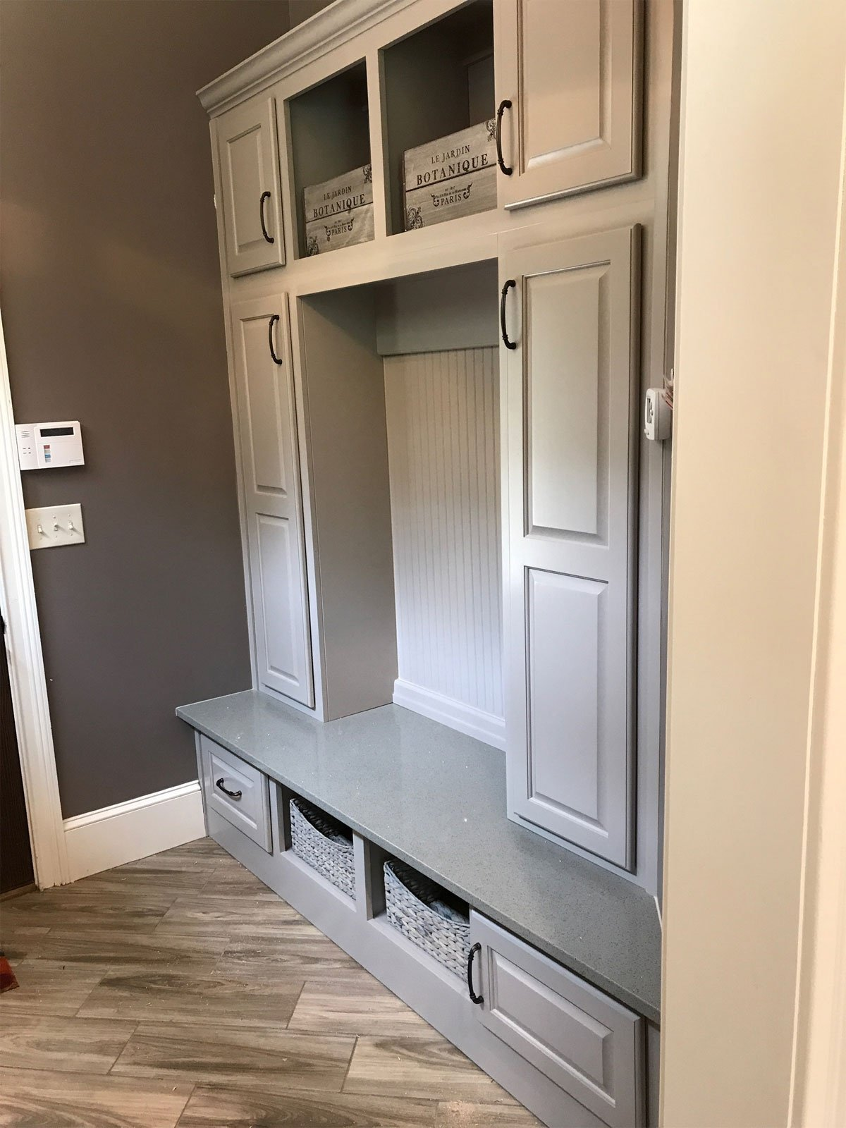 Home Mudroom