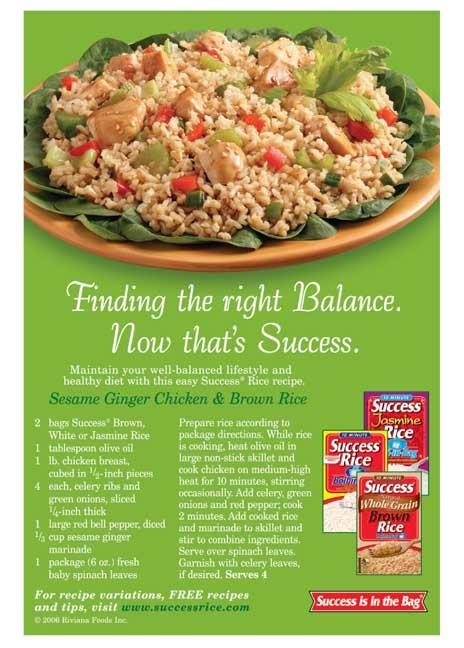 Success Rice 2