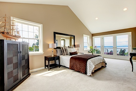 Classic luxury Large Bedroom