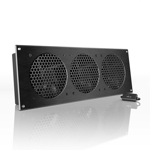Home Theater, Entertainment Center, AV Cabinet Cooling Fan