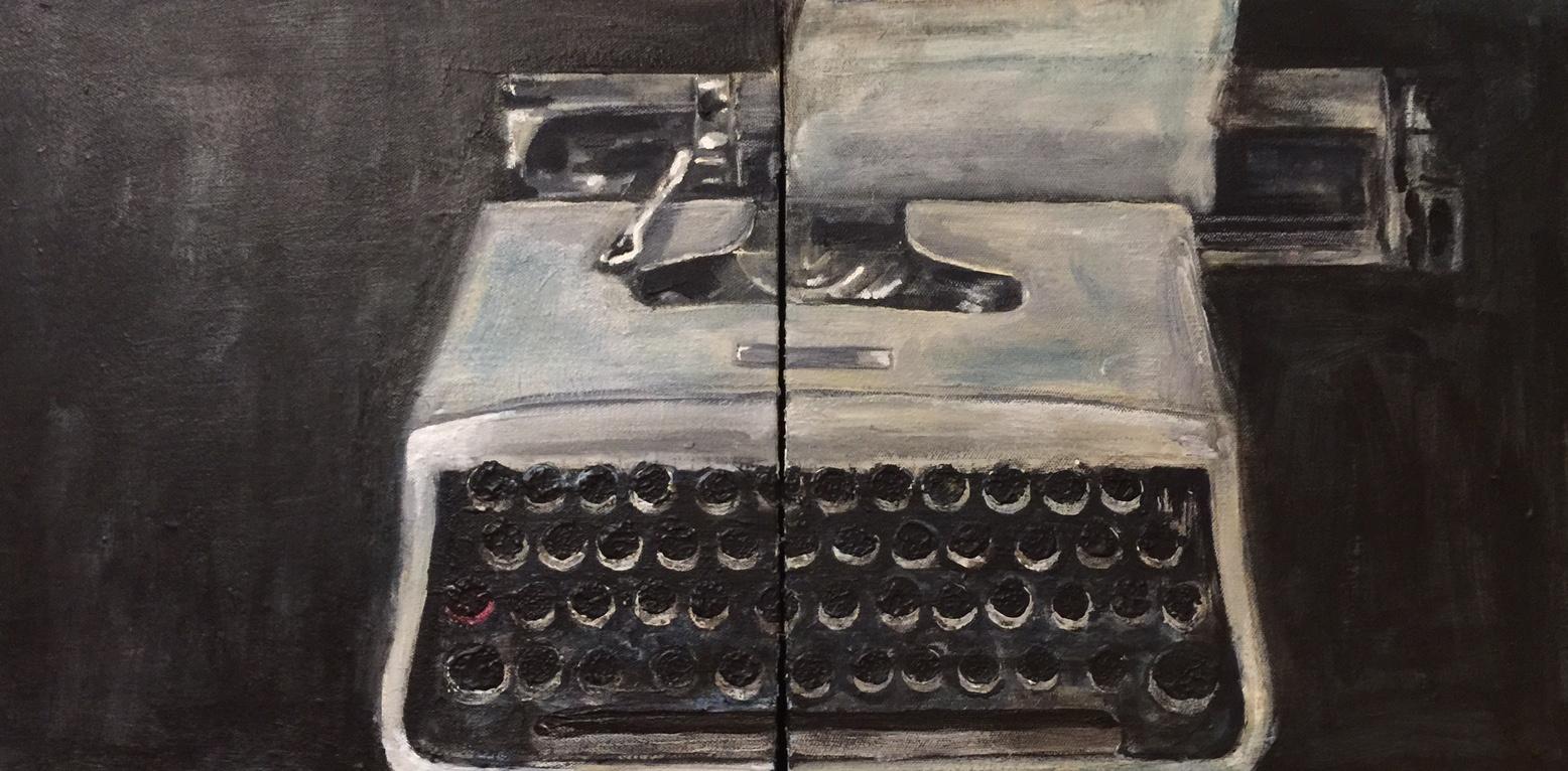 Máquina de Escribir 32 x 32