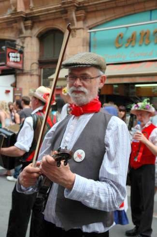 Whitehorn Musician