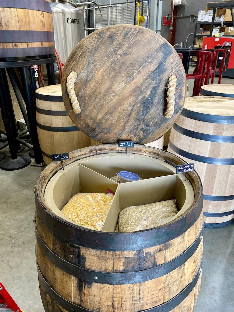 Mash Bill -Boone County Distilling Company
