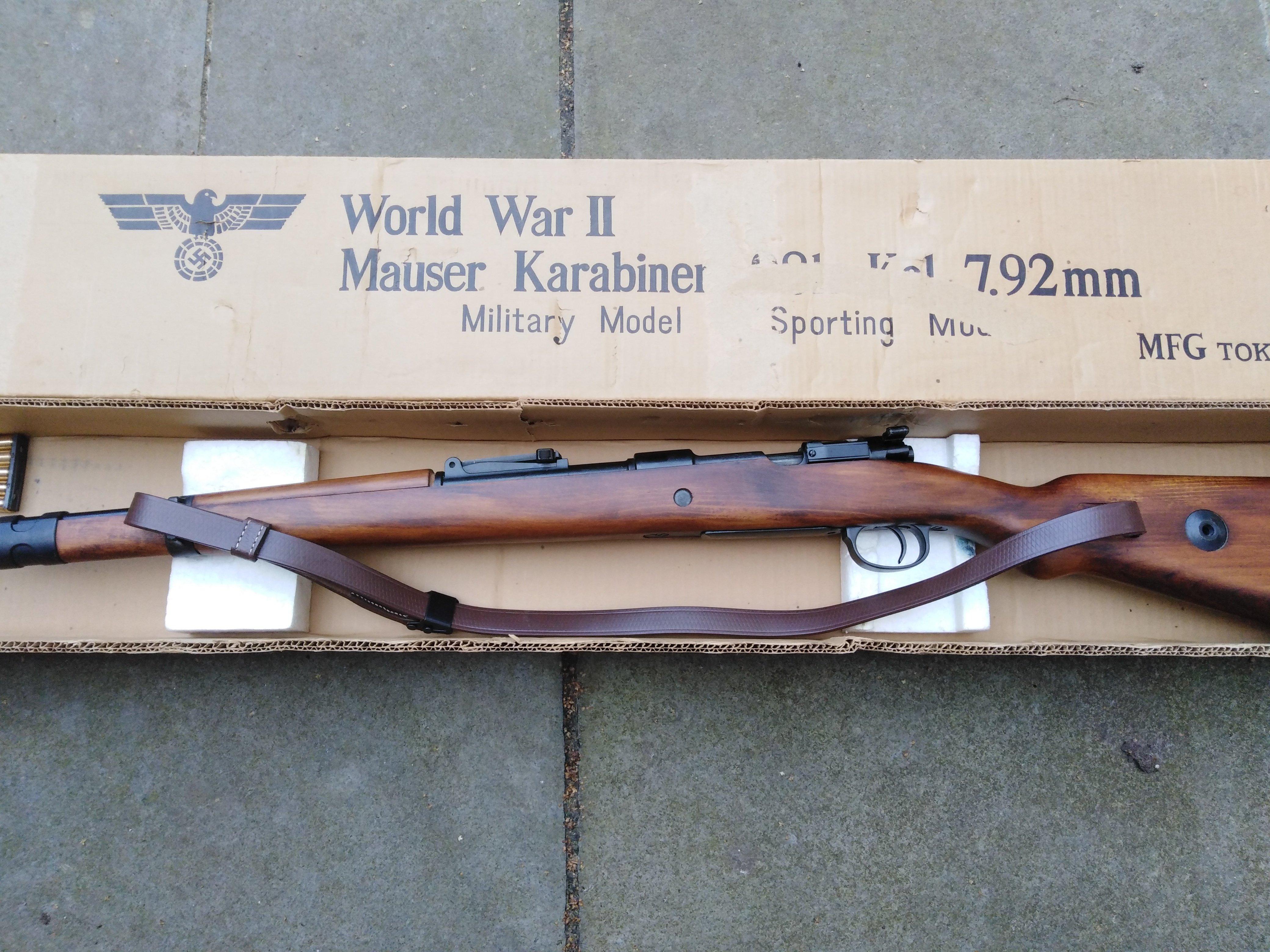 NEW IN ! CMC Mauser K98