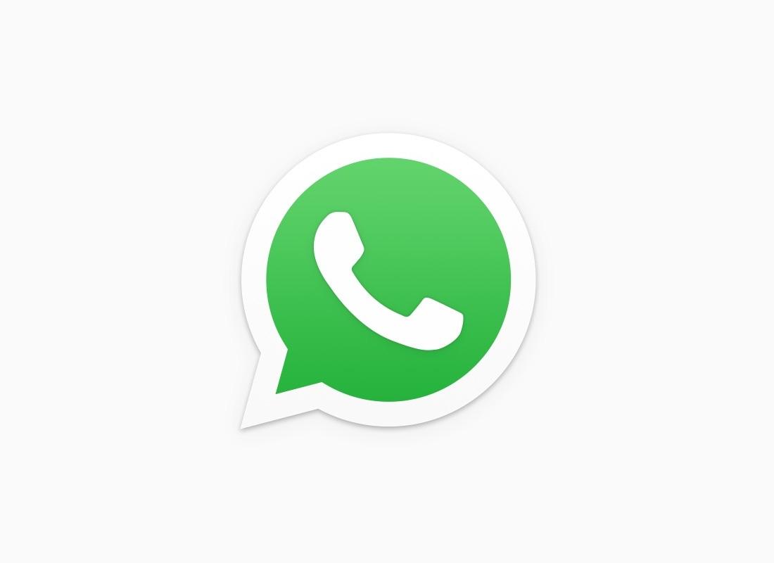 A dónde apunta el logo de WhatsApp? Mensaje oculto en globo de texto
