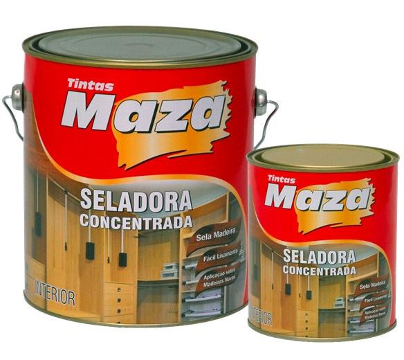 SELADORA CONCENTRADA PARA MADEIRAS  INCOLOR - MAZA