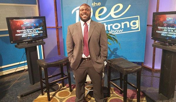 Jonathan Rivers Dee Armstrong Show