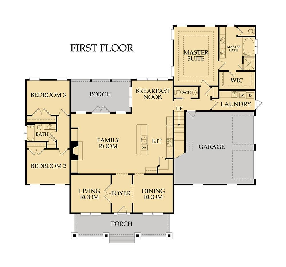Adeline Floor Plan
