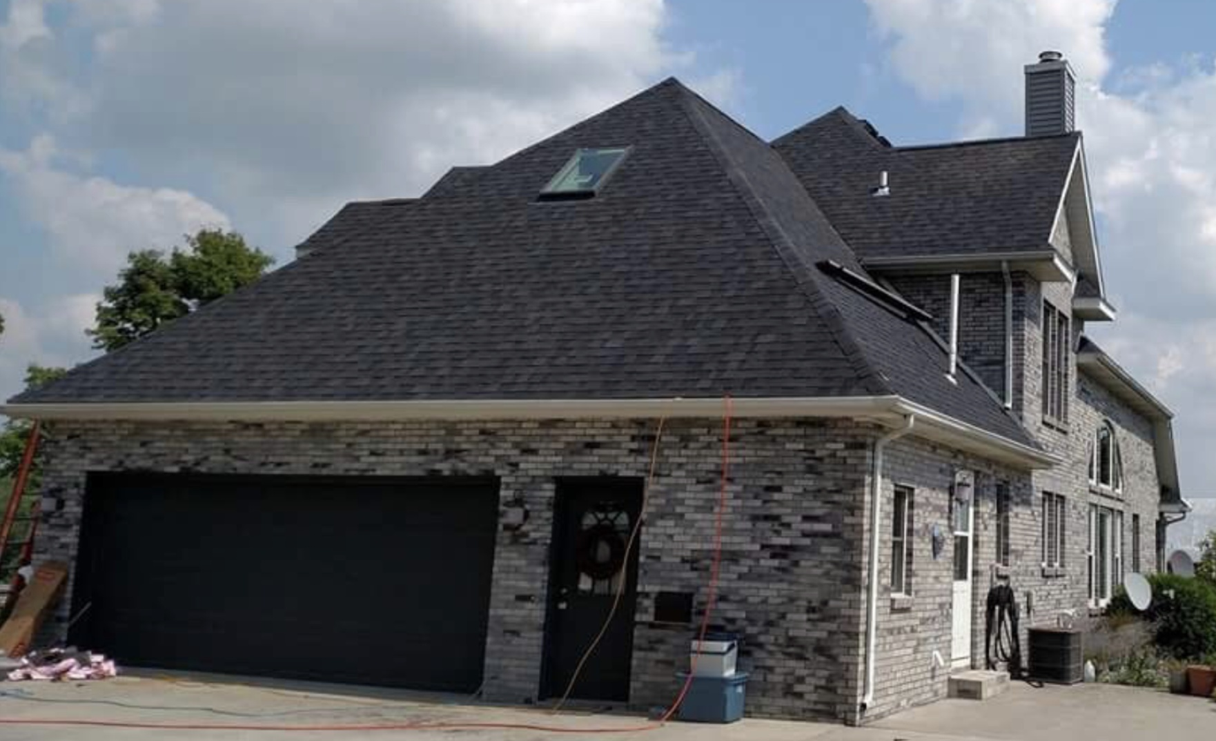 Liberty Center Ohio Completed Roof TBT 2 years