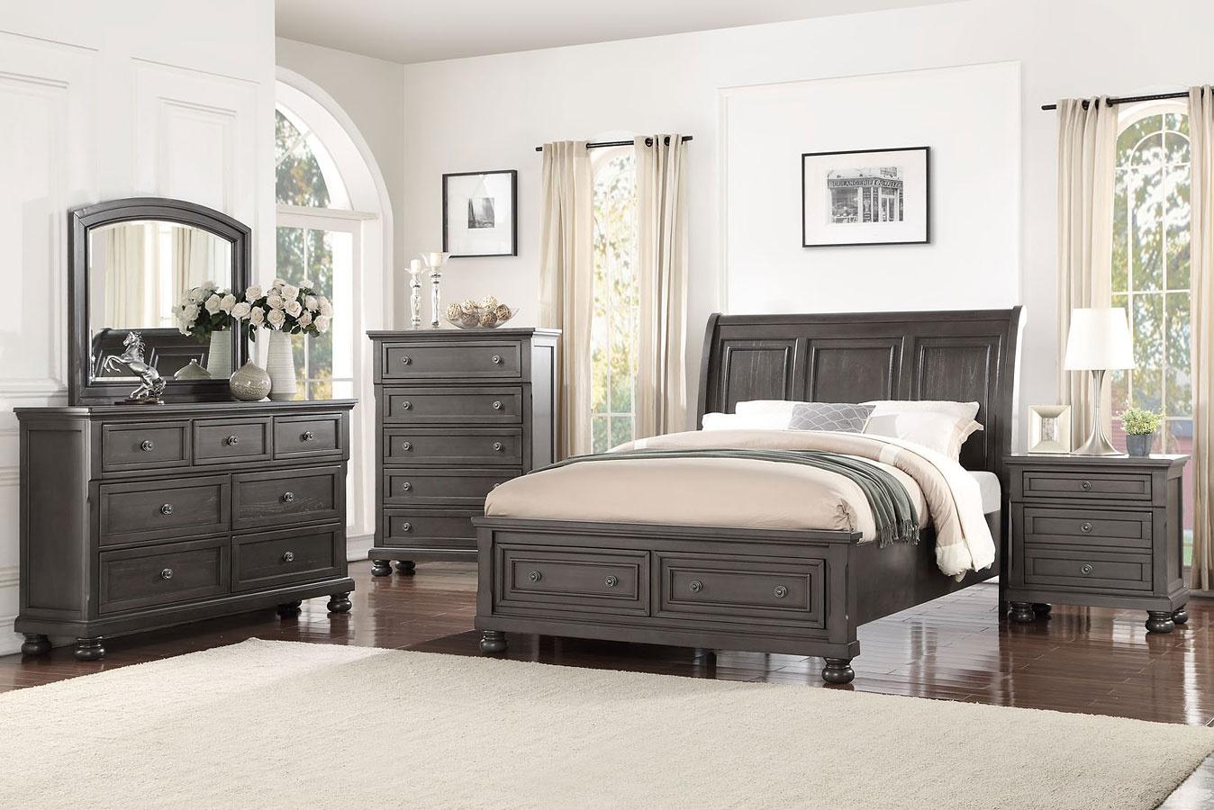 Soriah Bedroom set B1061X by Avalon