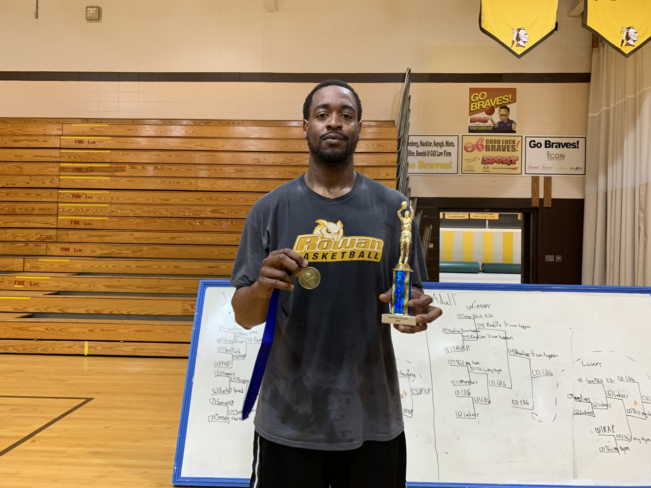 Adult MVP: Shaun Wilson