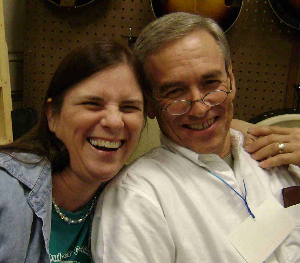 Lisa Reinhardt and Rick Thum 2009