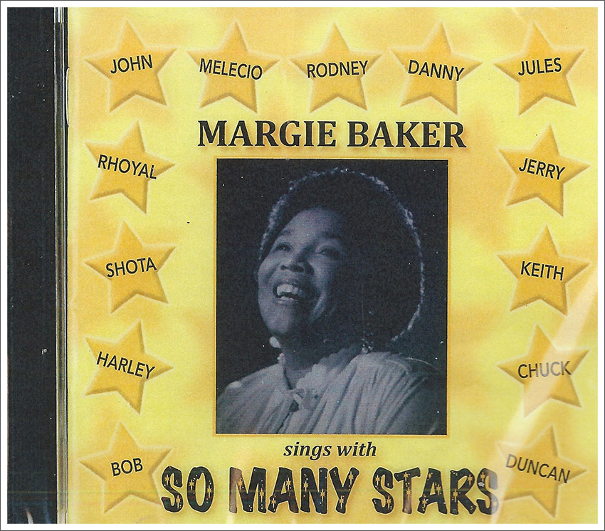 Margie Baker sings||||