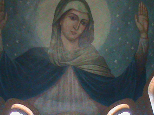 OUR LADY OF ZIETON,  CAIRO, miraculous  Apparition Site