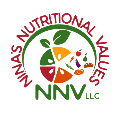 Nina's Nutritional Values