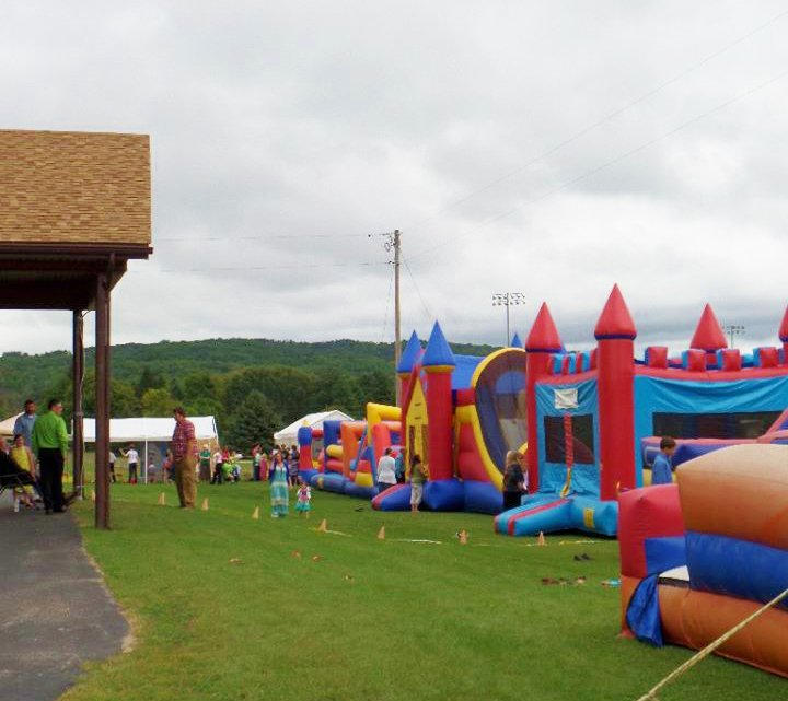 Heritage Sunday Children's Carnival and Bounce House fun!