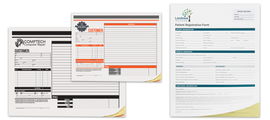 Business Forms - Invoices