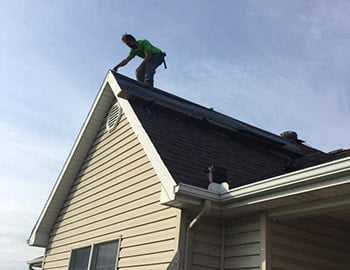 Roofing in Action