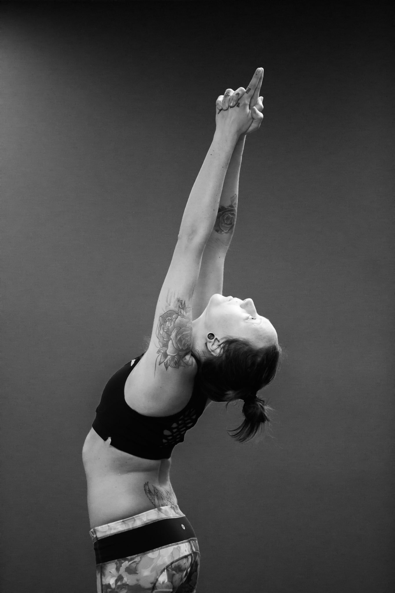 Woman Yoga Practitioner 2