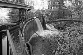 Trout Lake Dam, WA HAER project