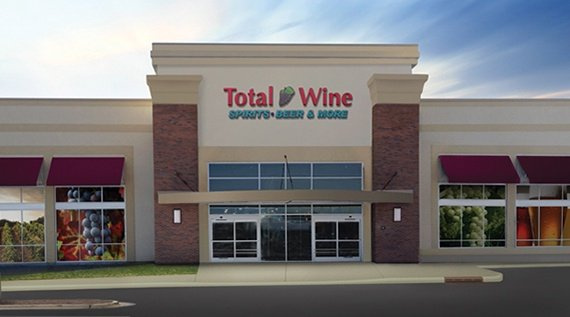 Total Wine and More    Virginia and Maryland Locations