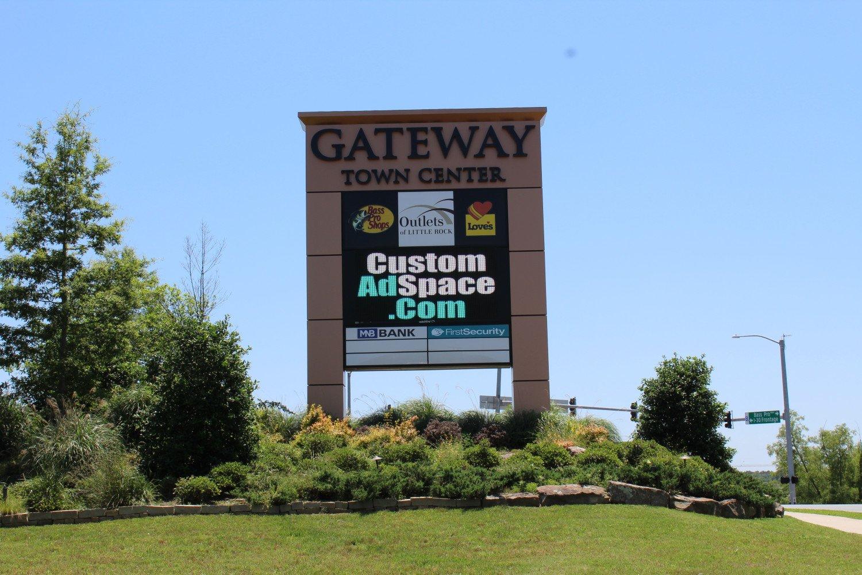 Gateway Town Center Little Rock Arkansas