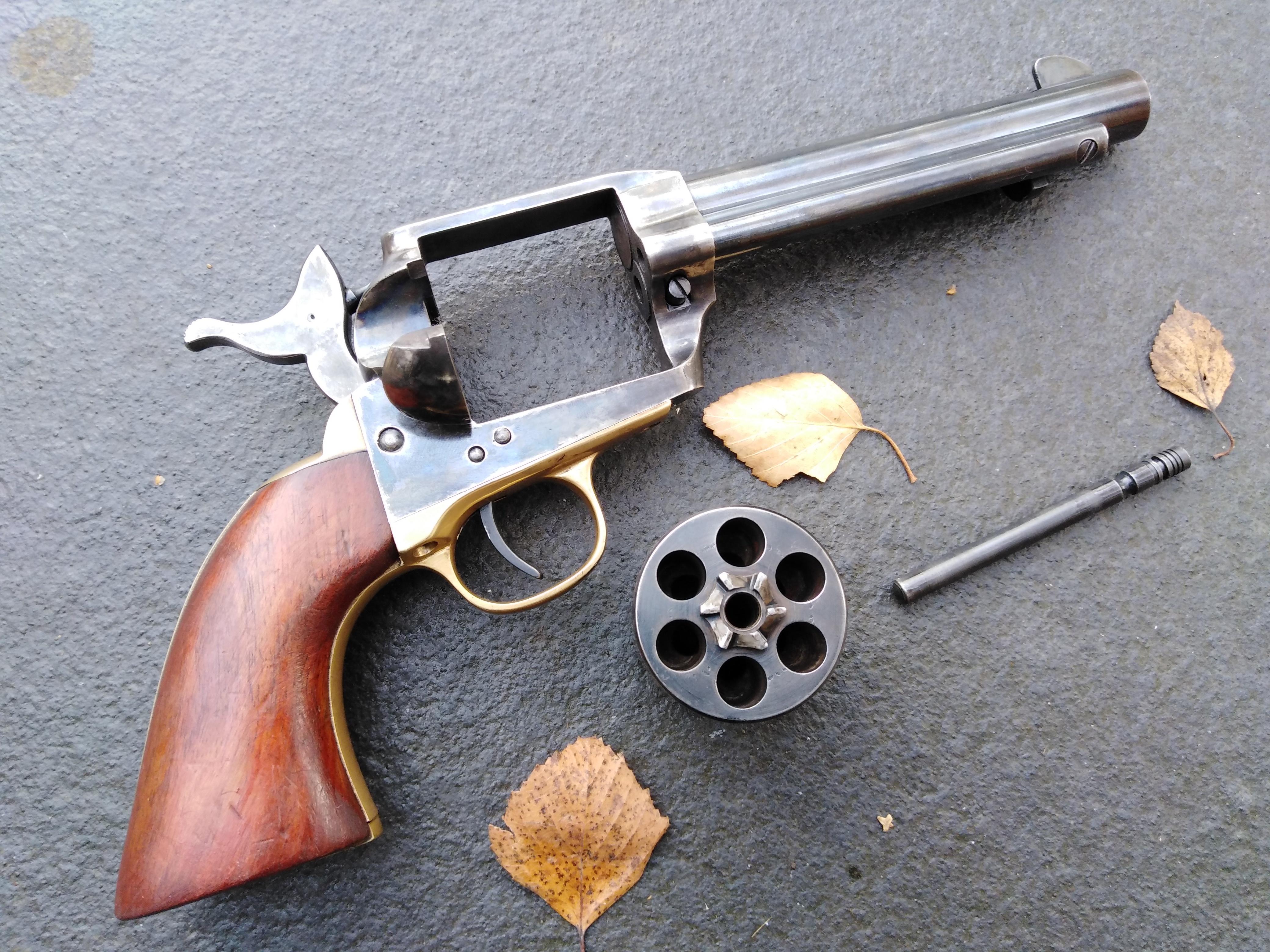 Jager 1873 Colt SAA 9mm