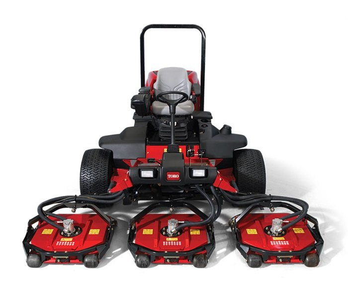 Toro Groundsmaster 4500D