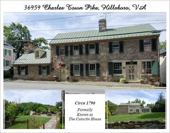 Charlestown pike brochure||||