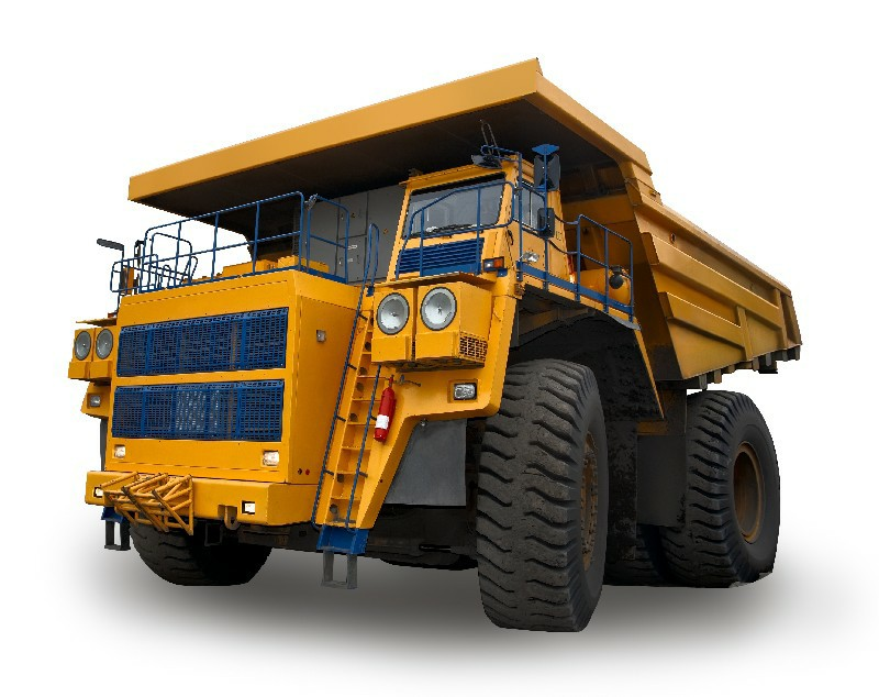 Heavy Construction Dump Truck||||