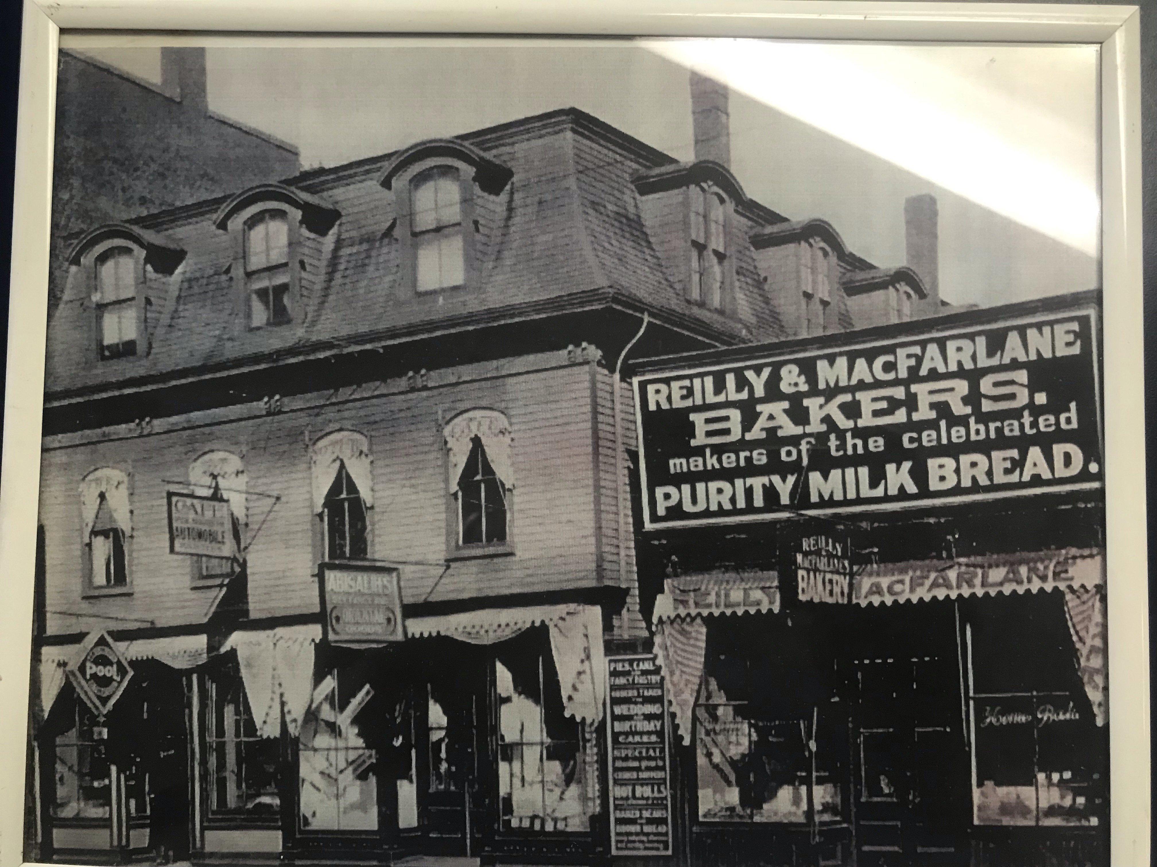 Reilly & MacFarlane Bakers