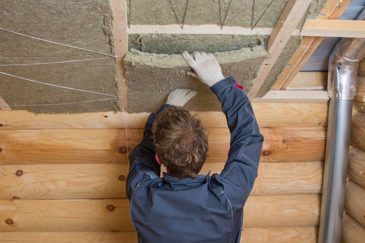 Adding Insulation to the Home