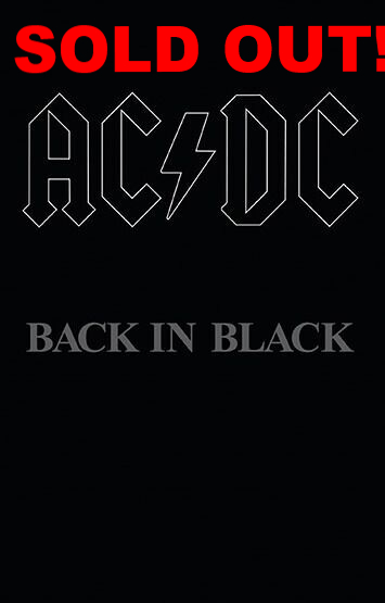 AC DC - 'Back In Black'