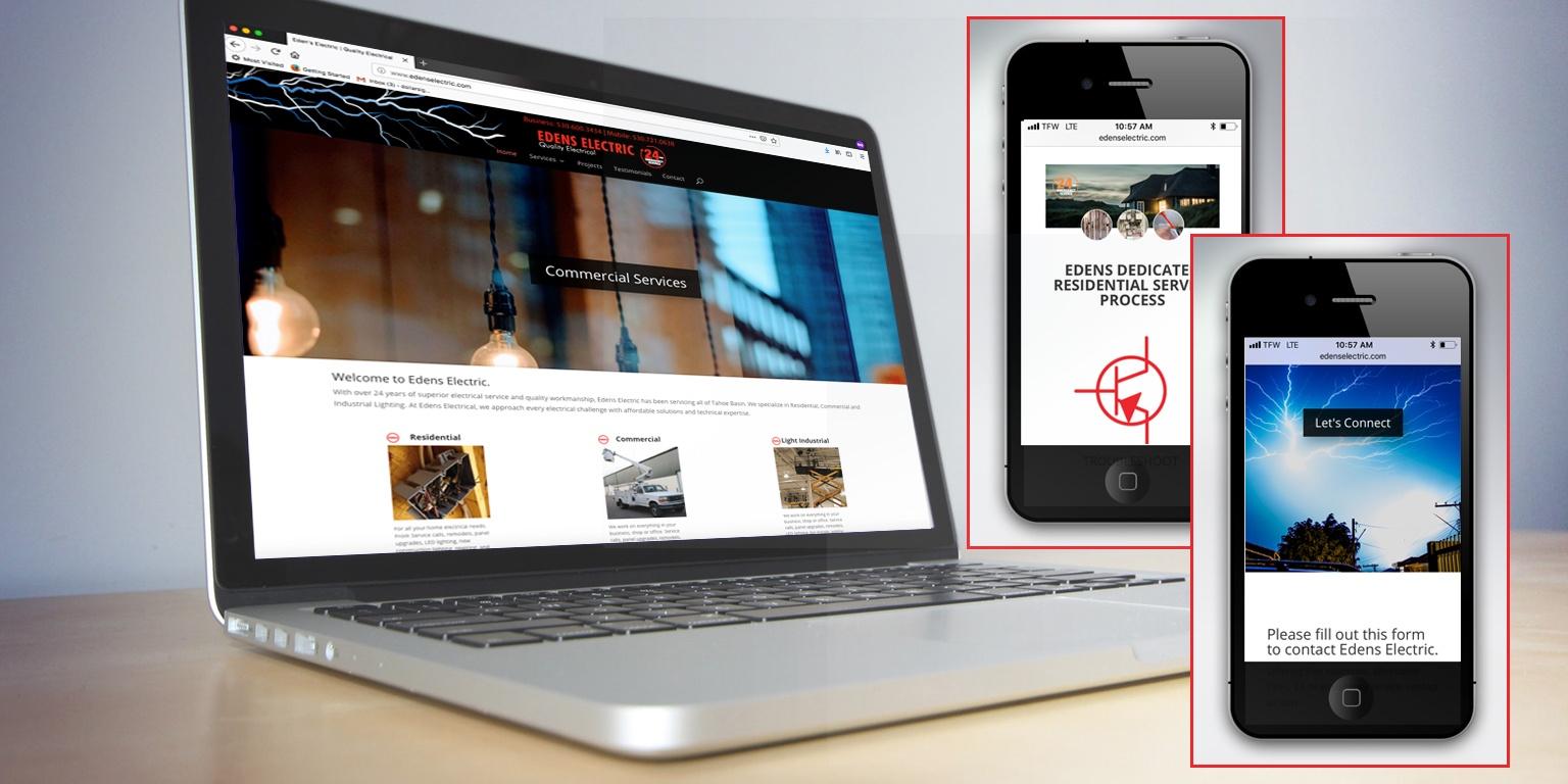edens eletric website