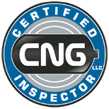 Certified CNG Inspector, LLC provides on site CNG fuel system inspections.